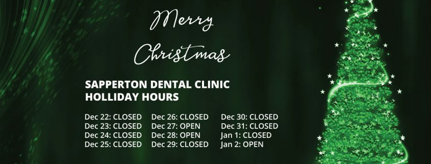 sapperton holiday hours