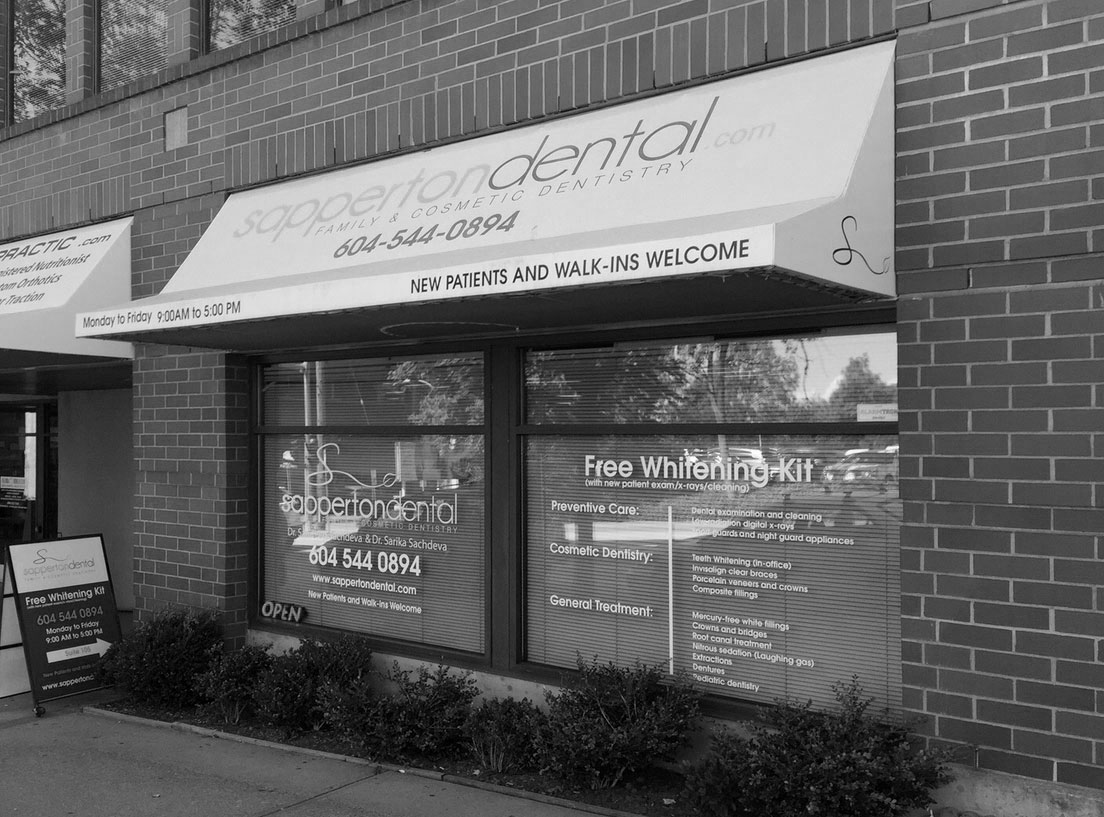 dental office new westminster
