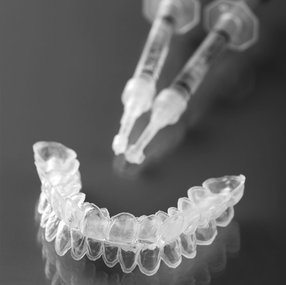 new westminster whitening tray